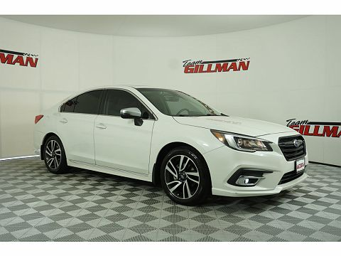 Image of New 2018 Subaru Legacy 2.5i Sport