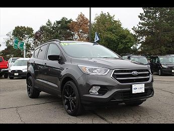 2019 Ford Escape SE en venta en Needham Heights, MA Image