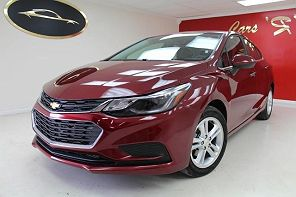 Image of Used 2016 Chevrolet Cruze LT