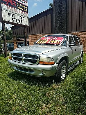 Image of Used 2002 Dodge Durango SLT