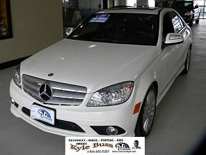 Image of Used 2009 Mercedes-Benz C-class C 300