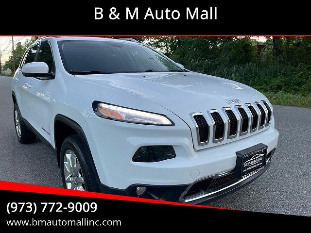 2014 Jeep Cherokee Limited Edition