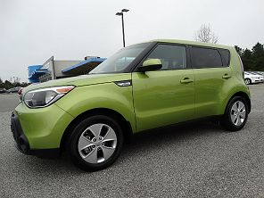 Image of Used 2015 Kia Soul Base