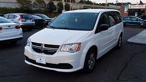Image of Used 2012 Dodge Grand Caravan SE