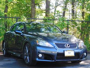 Image of Used 2008 Lexus IS F F