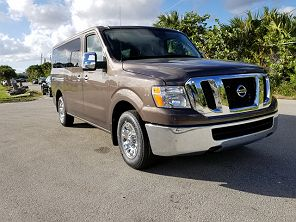 Image of Used 2017 Nissan NV1500 / 2500 / 3500 3500HD