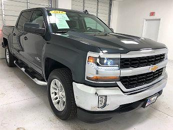 2018 Chevrolet Silverado 1500 LT en venta en Edinburg, TX Image