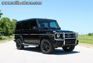 Image of Used 2015 Mercedes-Benz G63 / G65 AMG AMG G 63