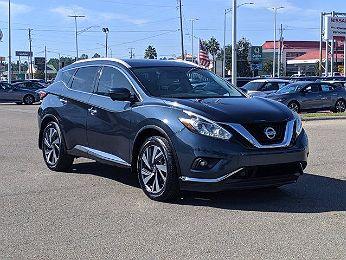 2016 Nissan Murano Platinum en venta en Gulfport, MS Image