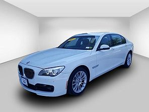 Image of Used 2013 BMW 7-series 750Li xDrive