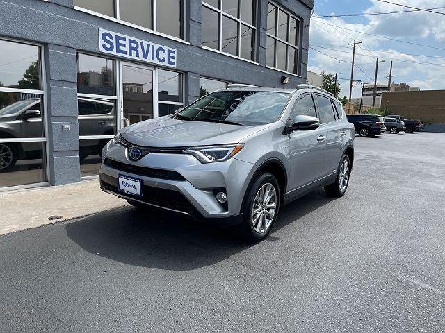 2018 Toyota RAV4 Limited Edition