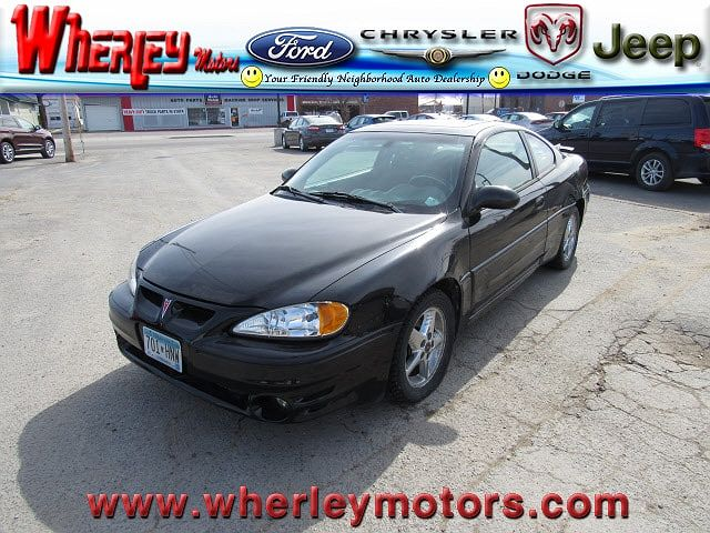 2002 Pontiac Grand Am GT