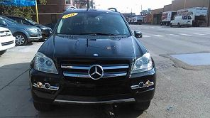 Image of Used 2011 Mercedes-Benz GL-class GL 450