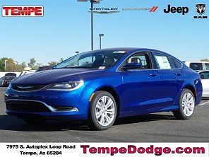 Image of New 2016 Chrysler 200 Limited