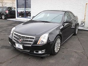 Image of Used 2010 Cadillac CTS Performance