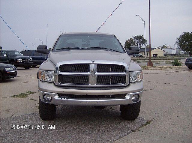 2005 Dodge Ram 2500 SLT