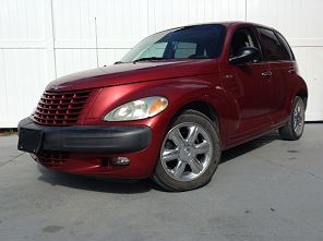 Image of Used 2002 Chrysler PT Cruiser Limited Edition