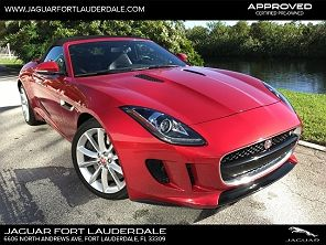 Image of Certified 2015 Jaguar F-type S