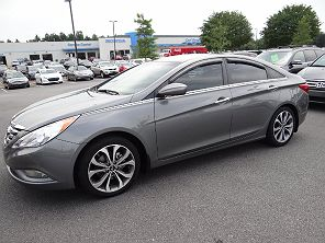 Image of Used 2013 Hyundai Sonata Limited Edition