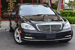 Image of Used 2013 Mercedes-Benz S-class S 550