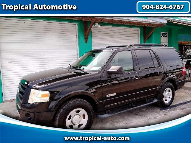 2008 Ford Expedition XLT SSV