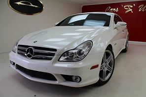 Image of Used 2009 Mercedes-Benz CLS63 AMG S 4MATIC 63 AMG