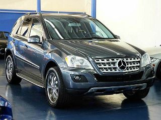 2011 MERCEDES-BENZ ML350 4MATIC