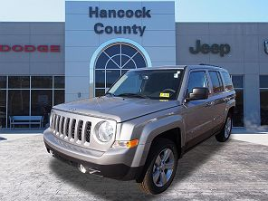 Image of New 2017 Jeep Patriot Latitude