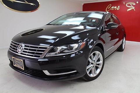 Image of Used 2016 Volkswagen CC Sport