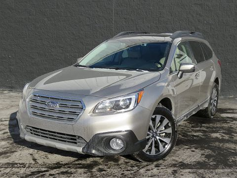 Image of Used 2017 Subaru Outback 2.5i Limited