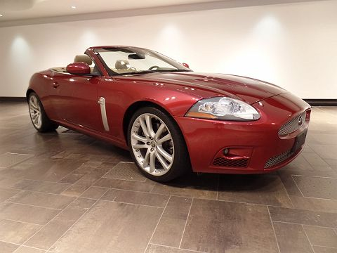 Image of Used 2009 Jaguar XKR / XKR-S XKR
