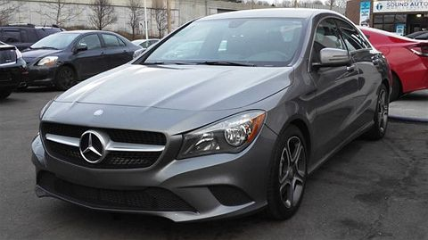 Image of Used 2014 Mercedes-Benz CLA-class 250