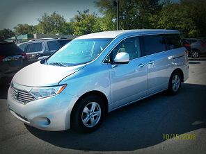 Image of Used 2012 Nissan Quest