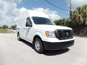 Image of Used 2017 Nissan NV1500 / 2500 / 3500 2500HD