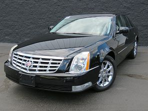 Image of Used 2010 Cadillac DTS Luxury