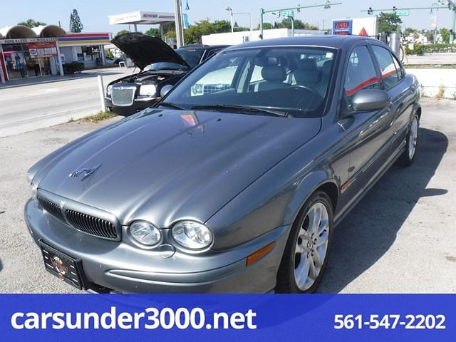 2002 Jaguar X-Type Sport