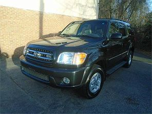 Image of Used 2002 Toyota Sequoia Limited Edition