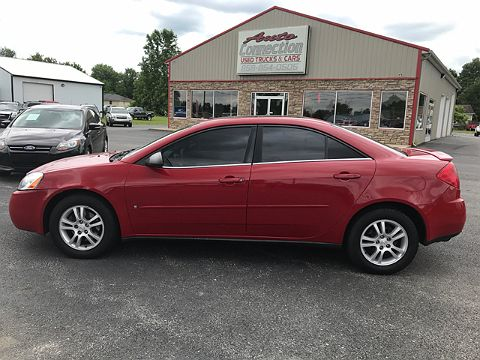 Image of Used 2007 Pontiac G6 Base
