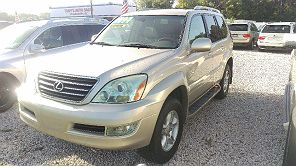 Image of Used 2006 Lexus GX 470