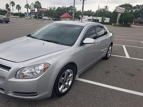 Image of Used 2010 Chevrolet Malibu LT