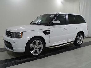 Image of Used 2013 Land Rover Range Rover Sport Supercharged / SVR Supercharged