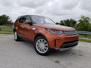 Image of New 2018 Land Rover Discovery HSE Luxury