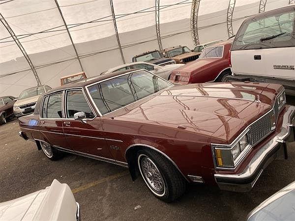 1982 Oldsmobile Ninety Eight Regency