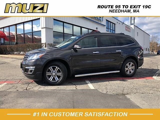 2017 Chevrolet Traverse LT LT2