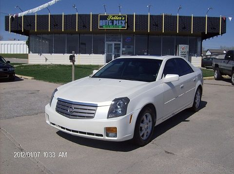 Image of Used 2005 Cadillac CTS