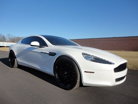 Image of Used 2011 Aston Martin Rapide S