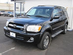 Image of Used 2006 Toyota Sequoia Limited Edition