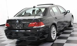 Image of Used 2008 BMW 7-series 750i