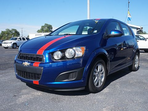 Image of Used 2014 Chevrolet Sonic LT