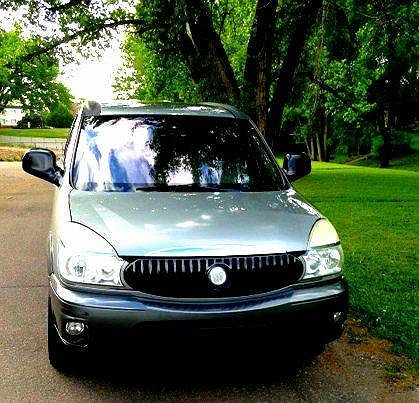 Image of Used 2004 Buick Rendezvous CX